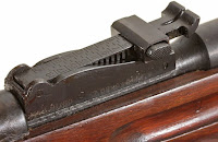 Секторный прицел винтовки системы Мосина образца 1891/1930 года