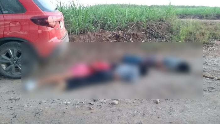 FOTOS, Torturan y ejecutan a un soldado de infantería del Ejército junto a su familia en Tuxtepec, Oaxaca
