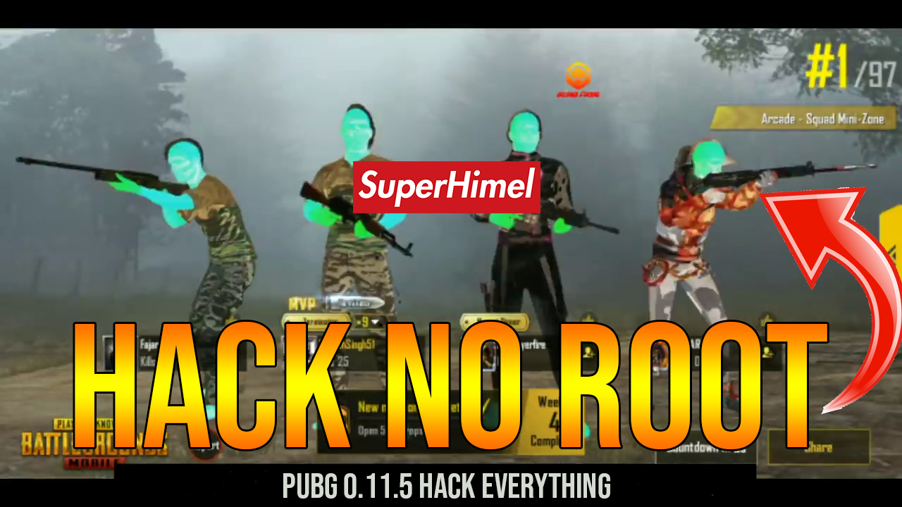 Pubg Mobile Hack Android No Root 2019 - Pubg Mobile Uc Generator