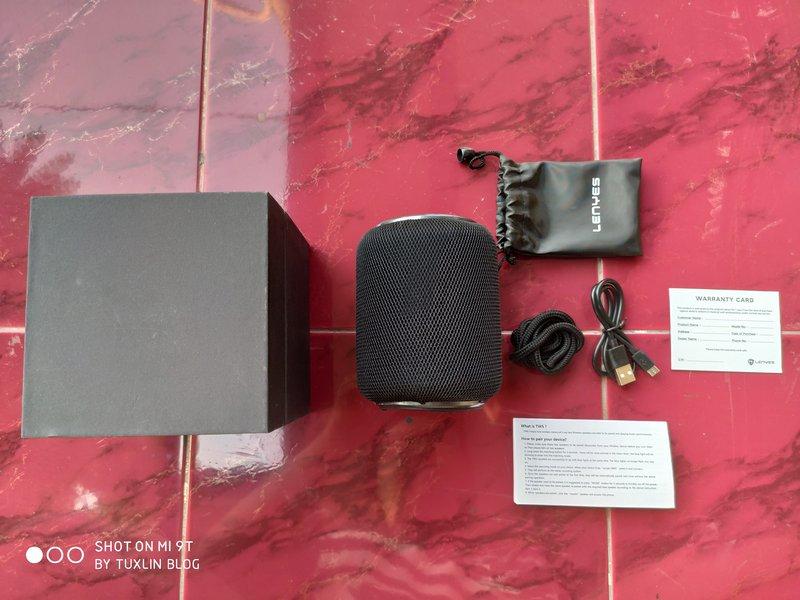 Paket Pembelian Lenyes S805