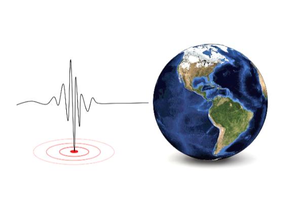 Gempa Susulan, Bali Kembali Digoyang 4.4 SR