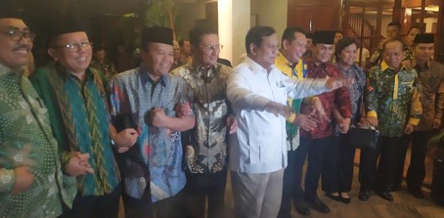 Prabowo Pastikan Hadiri Pelantikan Jokowi-Maruf Untuk Hormati Negara
