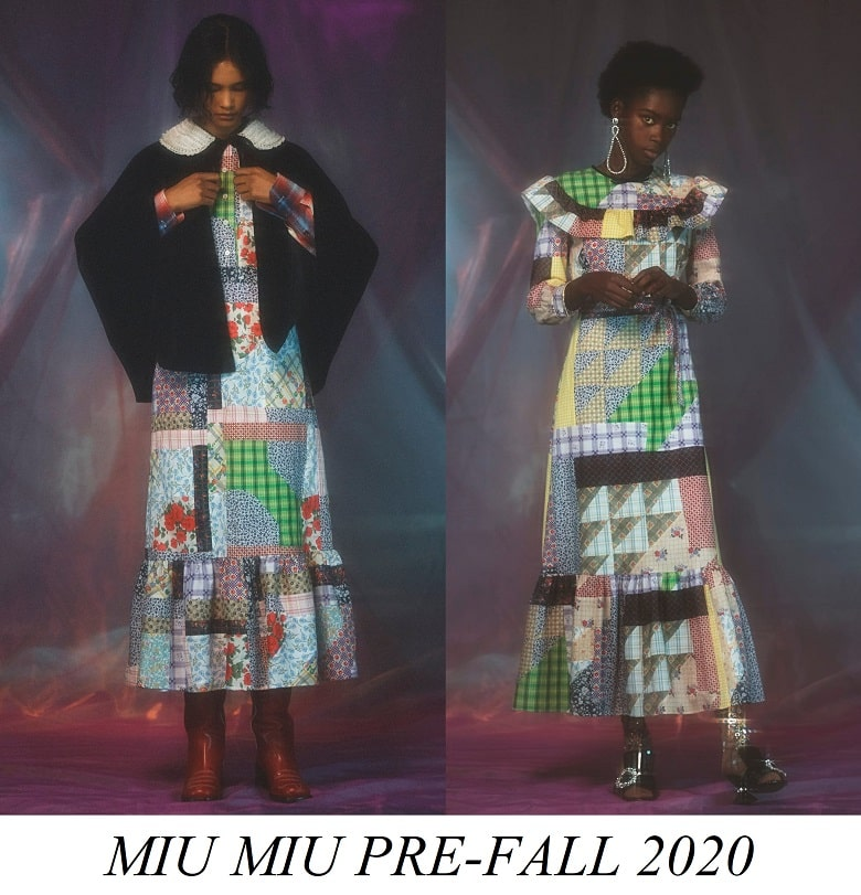 Miu Miu Pre Fall 2020 Collection