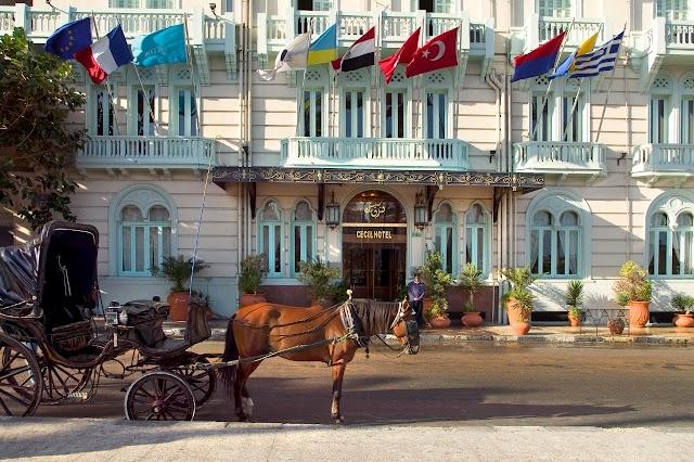 ايجوث : جولة فى فنادق مصر التاريخية - فندق سيسل
