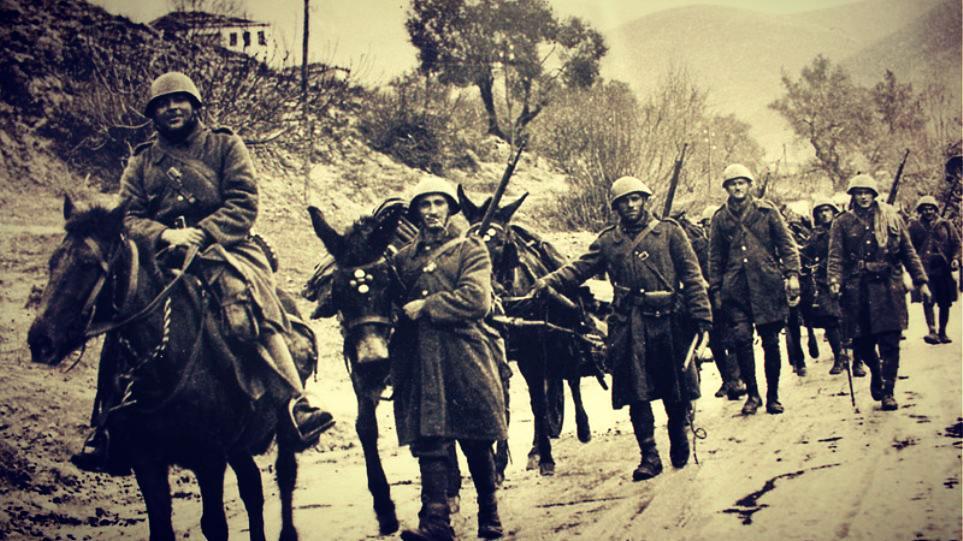 28η ΟΚΤΩΒΡΙΟΥ 1940 - Η ΜΕΓΑΛΗ ΜΠΛΟΦΑ
