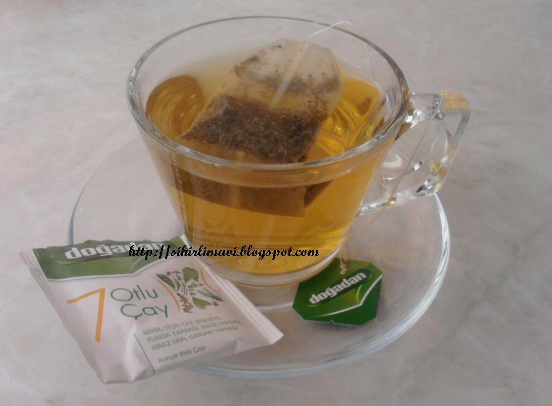7 Otlu Çay İle Zayıflama