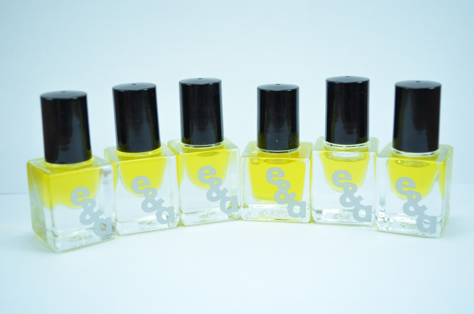 Emerald and Ash Cuticle Oils