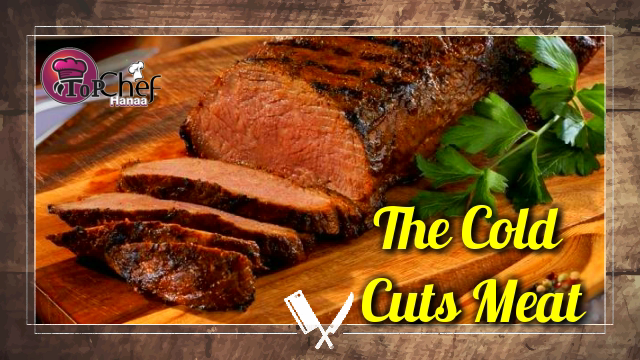 The Cold Cuts Meat