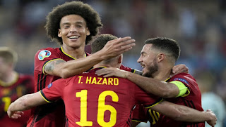 Το Βέλγιο απέκλεισε την πρωταθλήτρια Ευρώπης Πορτογαλία