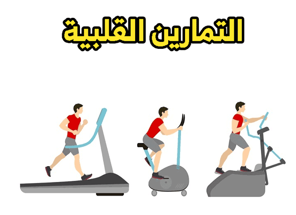 التمارين القلبية