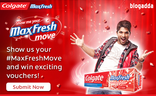 The Solitary Reaper Writes: When the Kids Get Grooving! #MaxFreshMove