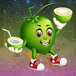 G4K Eye Opener Green Coconut Escape