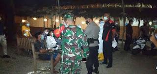 Dandim 0719/Jepara, Bersama Kapolres dan Forkopimda Gelar Operasi Penertiban PPKM Darurat