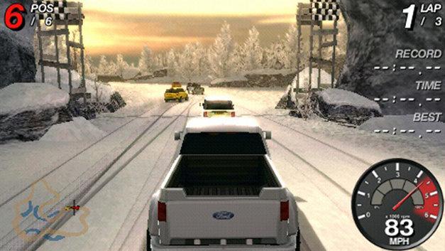 Ford Racing: Off Road screenshot 3