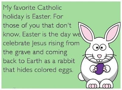 Funny Easter Sayings For Cards