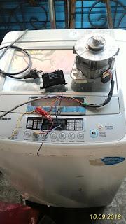 penyebab kapasitor mesin cuci rusak
