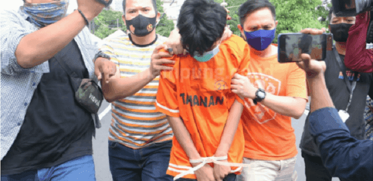 Alfin Mengaku Menusuk Syekh Karena Terganggu dengan Pengeras Suara