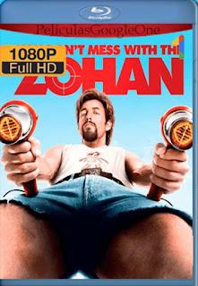 No Te Metas Con Zohan[2008] [1080p BRrip] [Latino- Ingles] [GoogleDrive] LaChapelHD
