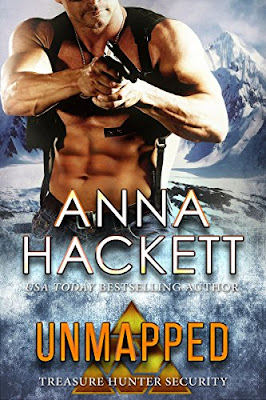 Book Review: Unmapped, by Anna Hackett, 4 stars