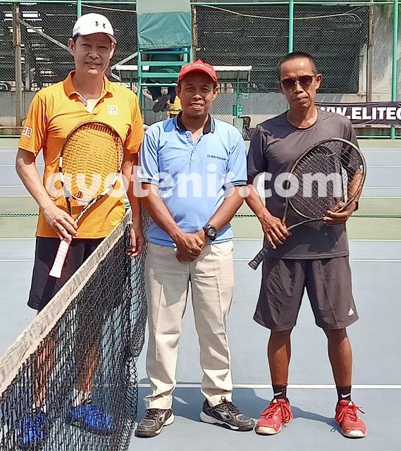 Kalahkan Ismawan Chamdani, Kusmeidi Hadapi Unggulan Pertama dari USA di Semifinal BAVETI Indonesia Open