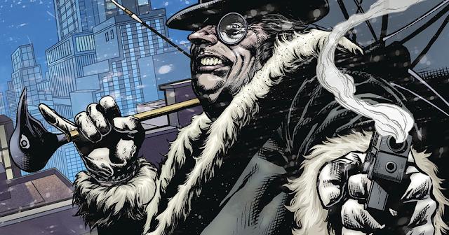 Pinguim nos quadrinhos da DC Comics