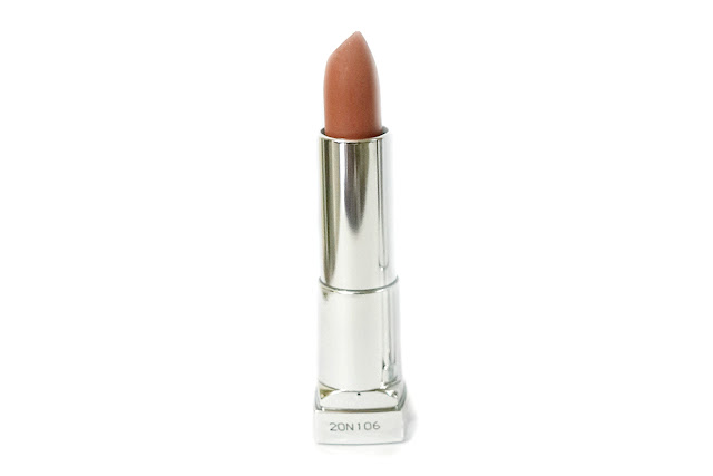 Maybelline Color Sensational Creamy Matte Lipstick in 650 Nude Embrace