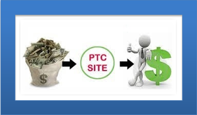 Ptc earning sites Options
