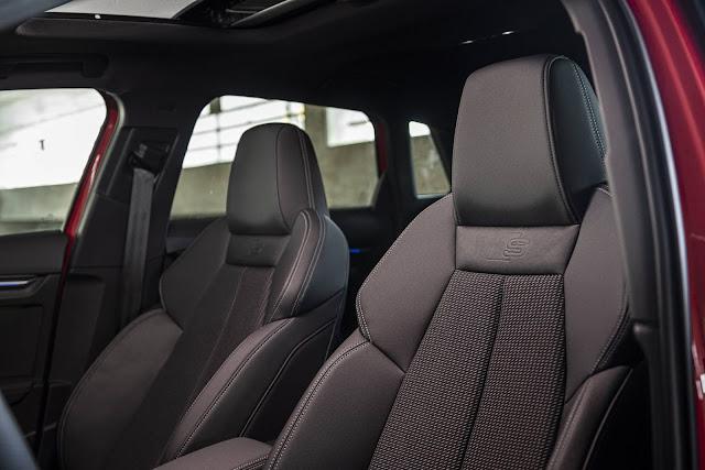 Audi A3 Sportback S-Line 2021 - interior