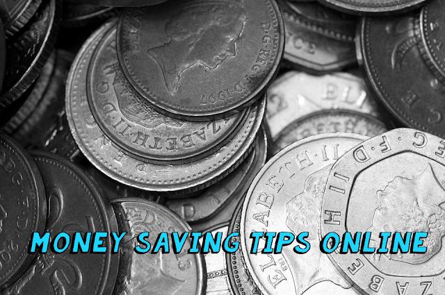 Ways to save money online!