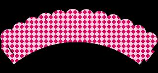 Wrappers para Cupcake para Imprimir Gratis de Fiesta de la Cerveza para Chicas.