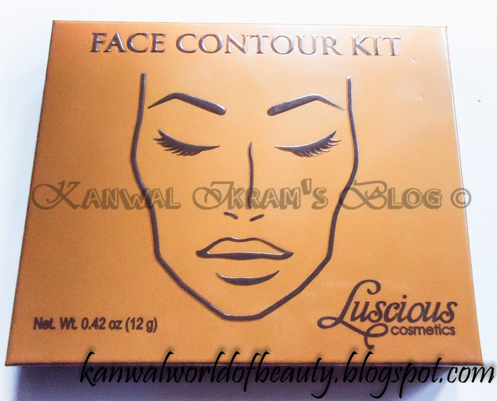 Face Shaping Contour Stix by w7 #3