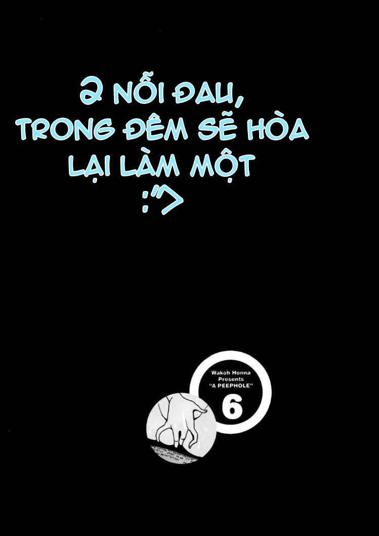 Nozoki Ana chap 52 - Trang 21