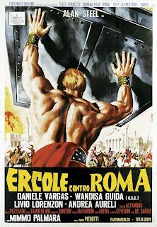 Hércules contra Roma | 1964 | Caratula | Cine clásico épico