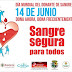 Boyacá conmemora el día mundial de donante de sangre e invita  a las personas a donar
