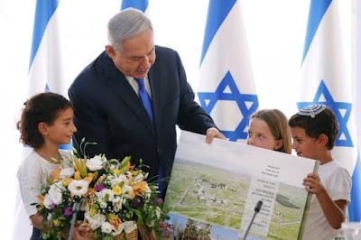 Israel legaliza colônia na Cisjordânia a dois dias das eleições