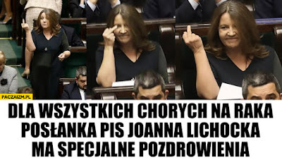 Pomroczność jasna Lichockiej.