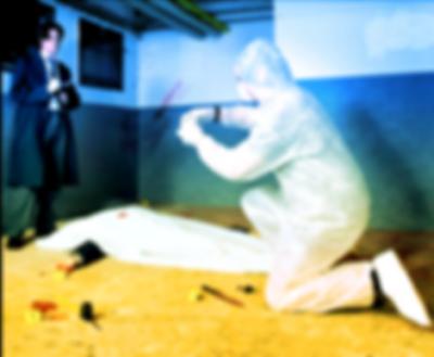 Physical Evidence on crime scene