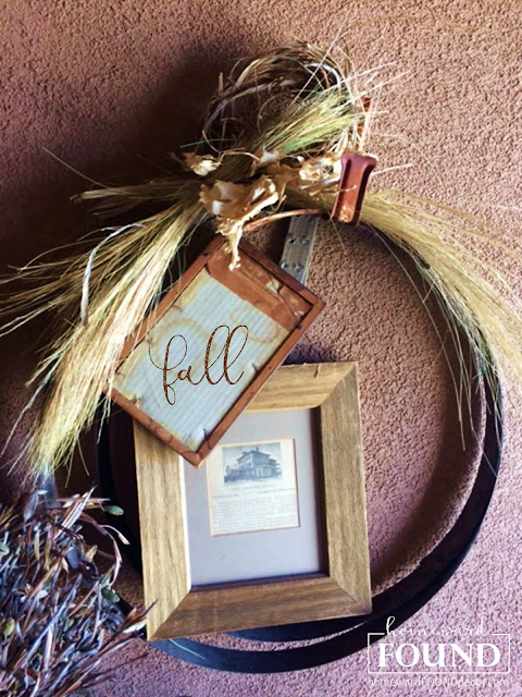 decorating, DIY, diy decorating, decorating basics, farmhouse style, fall, garden, junk makeover, junking, on the porch, nests, neutrals, outdoors, re-purposing, rustic style, seasonal, wall art, wreaths, fall decor