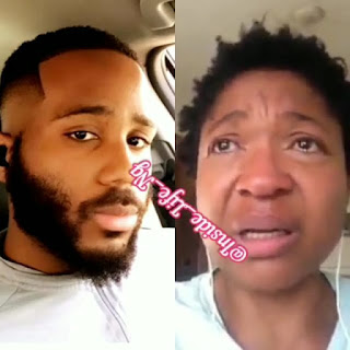 'I'm So Overwhelmed Over Kiddwaya's Discipline' - Kiddwaya's Mom Breaks Down In Tears As She Begs Fans To Vote For Him (VIDEO)