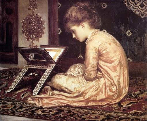 Estudando no Cavalete - Lord Frederick, o mais famoso artista britânico do século XlX