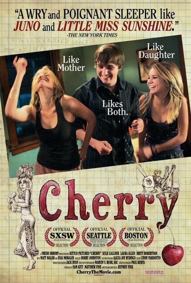 I Kassen med David Bjerre: I Kassen #338: Cherry (2010)