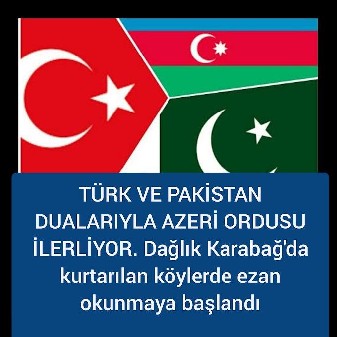 Karabağ Qarabağ Azerbaycan Ermenistan savaşı