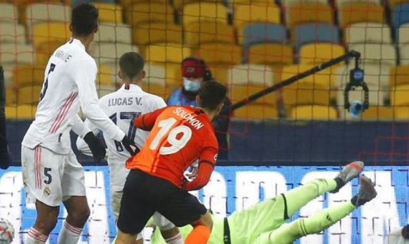 Shakhtar Donetsk vs Real Madrid – Highlights