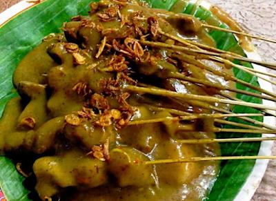 Resep Sate Padang Asli Daging Sapi | Resep Sate