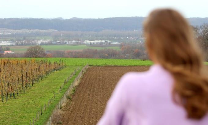 Weekendje Zuid-Limburg: B&B Sibbliem, Mergellandroute, Vaals en Valkenburg
