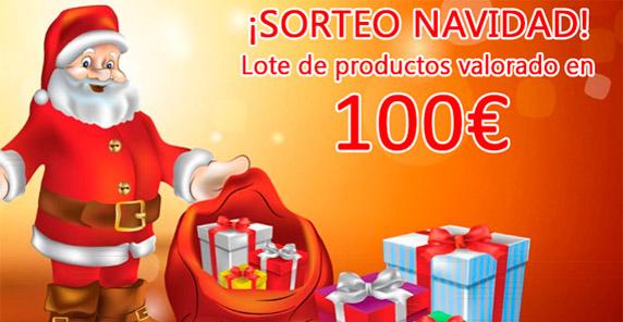 sorteo navidad farmacia online