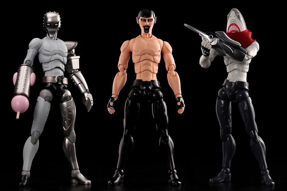 dc3438f1 nu:synth Initiative - Phase 2: 1000TOYS x Punk Drunkers x Onell Design to  debut at Designer Con 2018 (Nov 16-18)