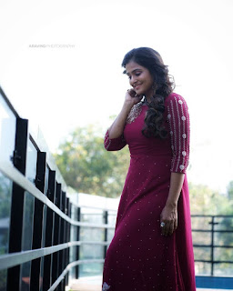 Actress Remya Nambeesan New Stunning Photo shoot Pics