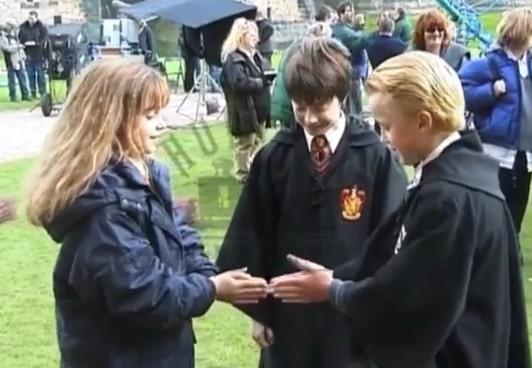 Tom Felton relembra bastidores de 'Harry Potter e a Pedra Filosofal' com vídeo no Instagram | Ordem da Fênix Brasileira