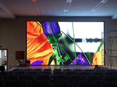 Nơi thi công màn hình led p2 giá rẻ tại Vĩnh Long